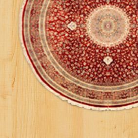 Chandjian Teppichhaus Rundteppiche